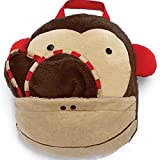 CRAZY Kingball Zoo Travel Blanket Bathrobe-monkey [Apparel]