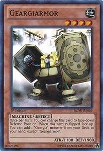 Yu-Gi-Oh! - Geargiarmor (REDU-EN030) - Return of the Duelist - Unlimited Edition - Super Rare