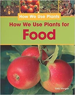 How we use plants for food sally morgan 9781435826113 for What do we use trees for