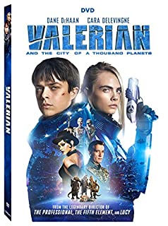 Book Cover: Valerian and the City of a Thousand Planets