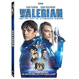 Valerian & City 1,000 Planets