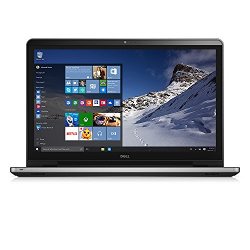 Dell Inspiron i5759-8835SLV 17.3 Inch FHD Touchscreen Laptop (6th Generation Intel Core i7, 16 GB RAM, 2 TB HDD) Intel Radeon R5