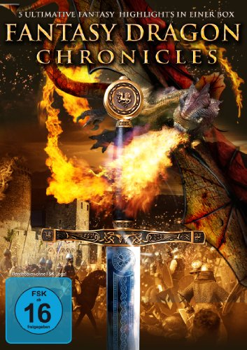 Fantasy Dragon Chronicles [2 DVDs] [Collector's Edition]