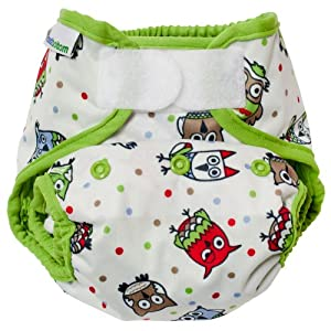 Best Bottom One-Size Diaper Shell - Hook & Loop