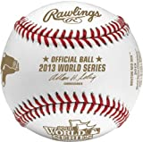 Rawlings 2013 Official World Series Champion Commemorative Baseball with Logo of World Champion Boston Red Sox