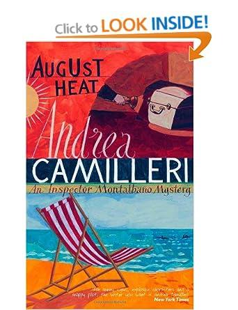 August Heat - Andrea Camilleri