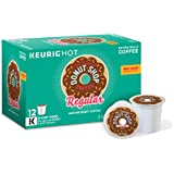 The Original Donut Shop Regular, Keurig K-Cups, 72 Count (Packaging may Vary)