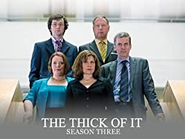 The Thick of It Season 3