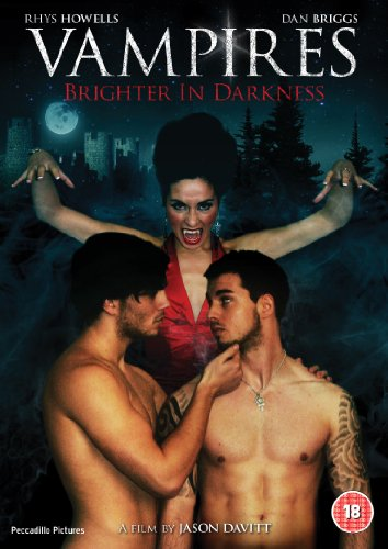 Vampires Brighter in Darkness [DVD]