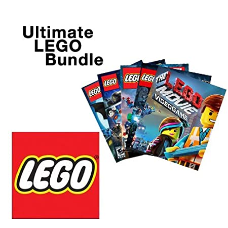 Ultimate LEGO Bundle [Online Game Code]