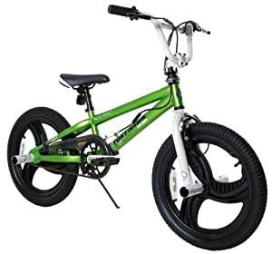 Bikes Kids 18 Nine Bike Green Inch