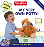 Fisher-Price Laugh, Smile and Learn - My Very Own Potty!: A potty book for boys