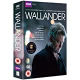 "Wallander - Series 1 and 2 Collection [4 DVDs] [UK Import]von ""Paul Andrew Williams"""
