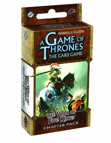 A Game of Thrones LCG: The War of Five Kings Chapter Pack (Revised Edition) (Game Of Thrones King)