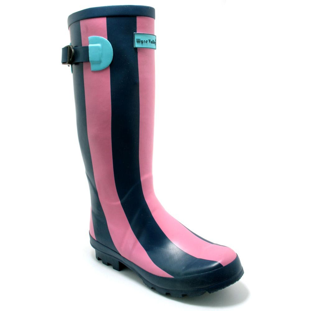 Spy Love Buy New Womens Wyre Valley Wellies Wellington Boots 'Autumn'