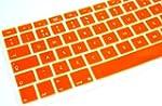 PicknBuy UK Orange Keyboard Silicone...