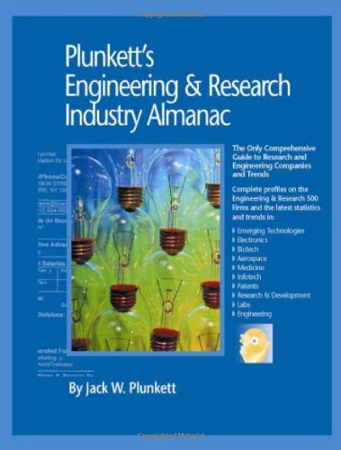 Plunkett's Engineering & Research Industry Almanac [With CDROM]