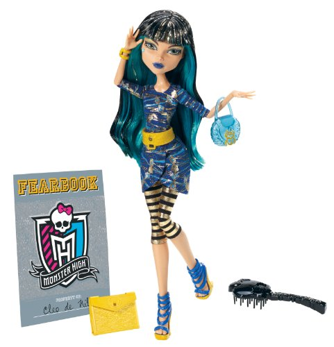 Monster High Picture Day Cleo De Nile Doll (Picture Day Monster High Dolls compare prices)