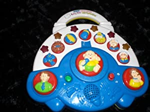 Amazon Com Vtech Little Smart Baby Talk Discoveries Toy