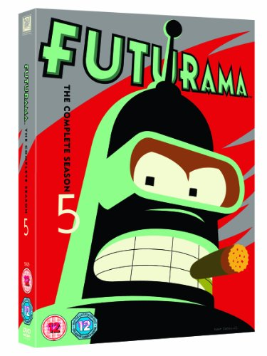 Futurama - Season 5 [DVD]