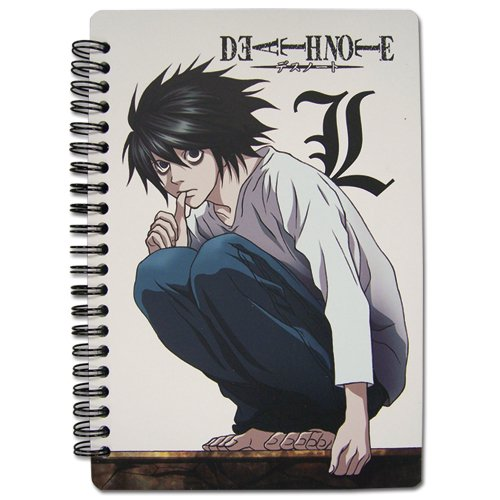 Death Note L Notebook - 1