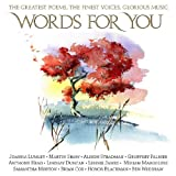 Words For Youby Various Artists
