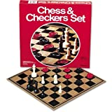 51WiWkuhDTL. SL160  Pressman Toy Chess and Checkers Board Games