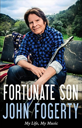 pre-order John Fogerty's book at Amazon