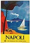 TV87 Vintage 1960's Napoli Naples Ita...