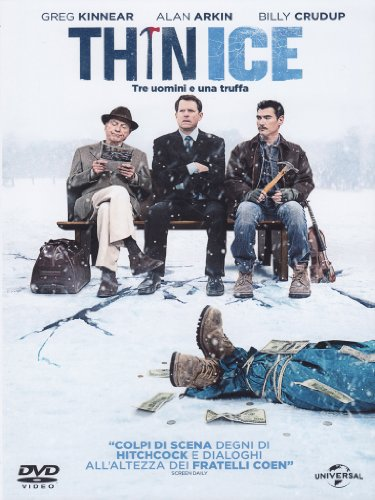 Thin ice [IT Import]