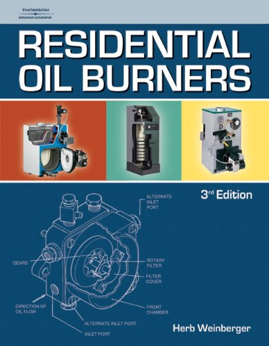 Residential Oil Burners - Cengage Learning - 1418073970 - ISBN: 1418073970 - ISBN-13: 9781418073978