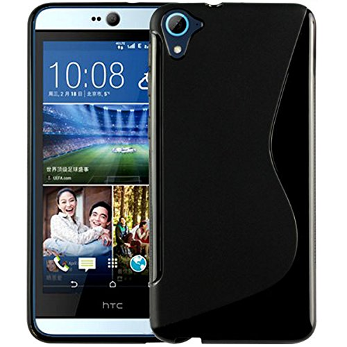 new concept a5868 97a0f Wellmart Grip Back Cover For HTC Desire 728 Dual SIM