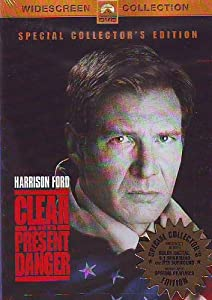 clear and present danger book review Clear and present danger by: tom clancy rating: 90% brief summary: us tries to stop the columbian drug cartel - at the same time - it cause a government scandal.