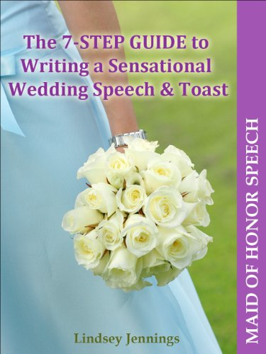 help writing my wedding speech You'd find my book, wedding speeches for women, incredibly handy - as quite a few women wedding speakers have found already check out the reviews on amazon uk and it's on all the other amazons, too.