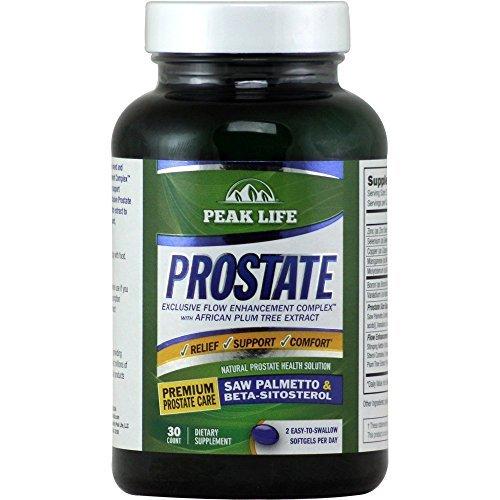 Peak Life - Prostate - 30 capsules by Peak Life (Prostate Peak Life compare prices)