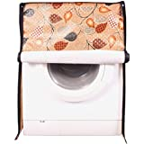 Dream Care Multicolored Leafy Waterproof & Dustproof Printed Washing Machine Cover For LG Front Load Washing Machine...