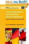 Fiscal Federalism and Political Decen...