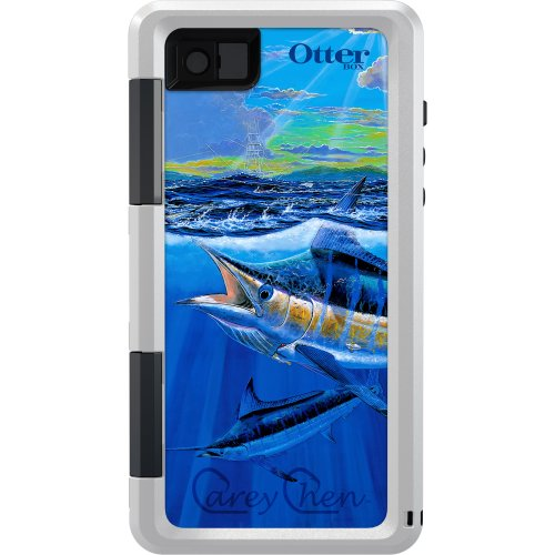 Special Sale OtterBox Armor Series Waterproof Case for iPhone 5 - Retail Packaging - Marine Chen