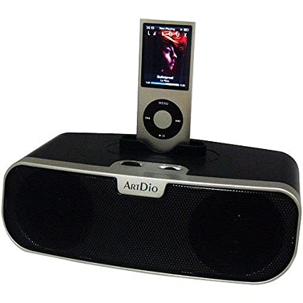 Kinyo MS-780 Portable Dock Speaker for iPod Nano/Shuffle