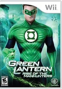 Green Lantern: Rise of the Manhunters - Nintendo Wii