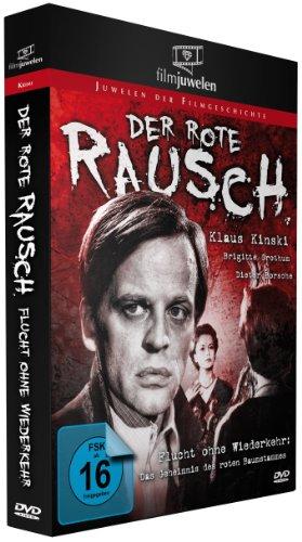 Der rote Rausch - Flucht ohne Wiederkehr: Das Geheimnis des roten Baumstammes (Filmjuwelen)
