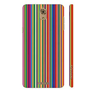 Enthopia Designer Hardshell Case Archies Stripes Back Cover for Coolpad Mega 2.5