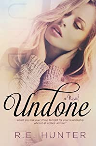 Undone by R.E. Hunter ebook deal