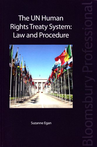 Un Human Rights Treaty System: Law and Procedure (Bloomsbury Professional)