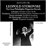 Leopold Stokowski conducts Wagner (1926/1940)