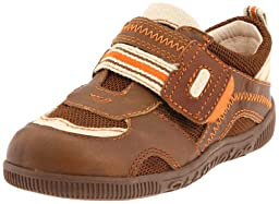 FootMates Jamie,Brown/Orange,5 M US Infant