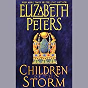 Children of the Storm: The Amelia Peabody Series, Book 15 | Elizabeth Peters