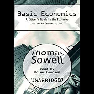 Basic Economics Audiobook