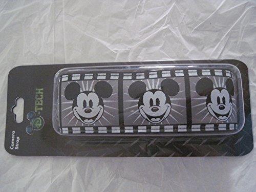 Disney Camera Strap Mickey Mouse Film Strip Camera Strap Wide.