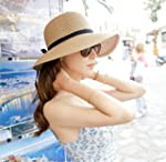 Vogue Women Lady Girl Brim Summer Bea...